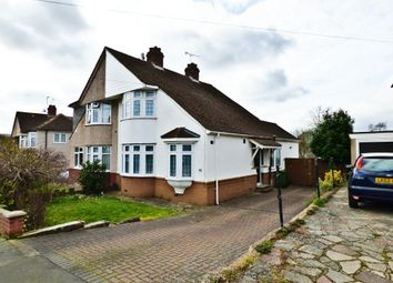 Thumbnail 3 bedroom semi-detached house to rent in Marlborough Park Avenue, Sidcup