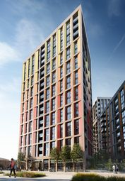 Thumbnail 2 bed flat for sale in The Residence, Nine Elms