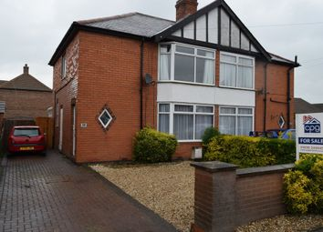 Thumbnail 3 bed semi-detached house for sale in Hawton Lane, New Balderton, Newark