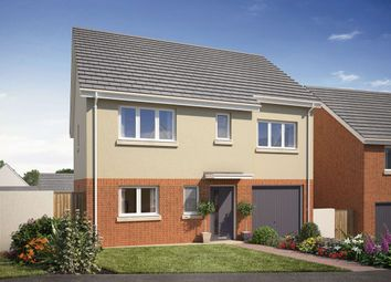Thumbnail 4 bed detached house for sale in Kings Gate, Kingsteignton, Newton Abbot