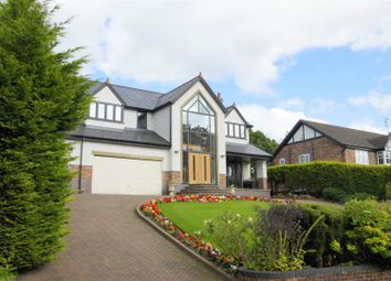 Thumbnail 5 bed detached house for sale in Holly Dene Drive, Lostock, Bolton