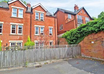 Thumbnail 3 bed town house for sale in Magdala Road, Mapperley Park, Nottingham