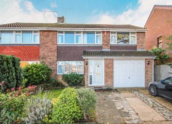 Thumbnail 5 bed terraced house for sale in Durrell Way, Shepperton