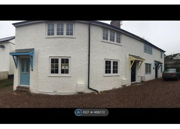 Thumbnail 2 bed end terrace house to rent in Cranes Lane, Budleigh Salterton