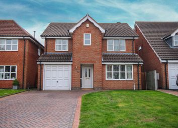 4 bed detached house for sale in Blisworth Way, Swanwick, Alfreton DE55