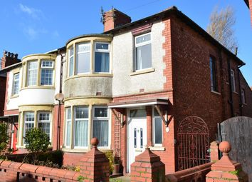 Thumbnail 4 bedroom semi-detached house for sale in Kingston Avenue, Blackpool