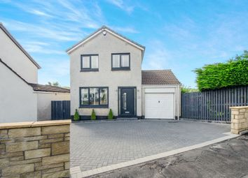 Thumbnail 3 bedroom detached house for sale in Invergarry Drive, Thornliebank, Glasgow