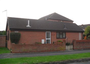 Thumbnail 1 bed semi-detached bungalow to rent in Bernwood Road, Bicester