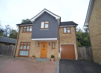 Thumbnail 5 bed detached house for sale in Carswell Close, Ilford