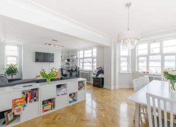 College Crescent, Swiss Cottage, London NW3. 2 bed flat