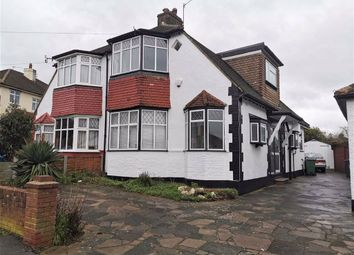Thumbnail 2 bedroom semi-detached house to rent in The Bramblings, Chingford, London