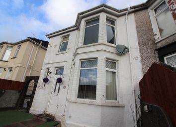 Thumbnail 3 bed semi-detached house for sale in Tynewydd Terrace, Newbridge, Newport