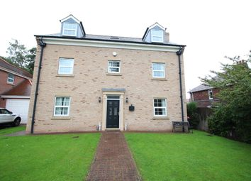 Thumbnail 5 bed detached house for sale in Racecourse Close, Swinton, Mexborough