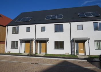 Thumbnail 3 bed terraced house for sale in Normandy Way, St. Leonards, Ringwood