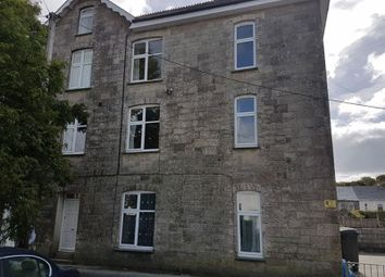 Thumbnail 2 bed flat for sale in Edgcumbe Road, Roche, St. Austell