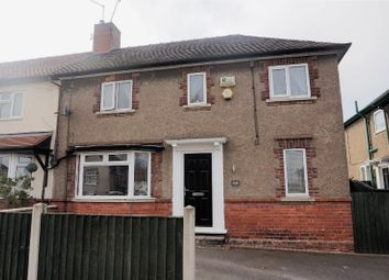 Thumbnail 3 bed semi-detached house for sale in Lower Whitworth Road, Ilkeston