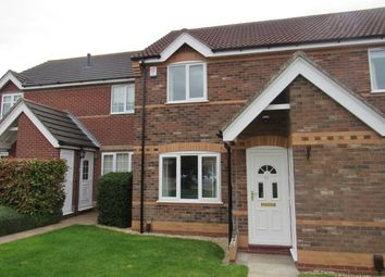 Thumbnail 2 bedroom property to rent in Marigold Walk, Cleethorpes