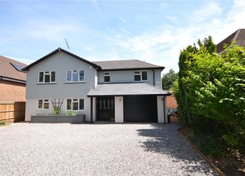 Thumbnail 5 bed detached house to rent in Lower Wokingham Road, Crowthorne