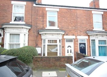 Thumbnail 2 bedroom terraced house for sale in Clarence Road, Worksop