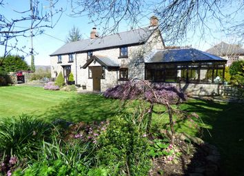Thumbnail 3 bed detached house for sale in Vine Tree Cottage, Pound Lane, Caerwent