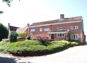 Thumbnail 4 bedroom detached house to rent in Stratford St. Andrew, Saxmundham
