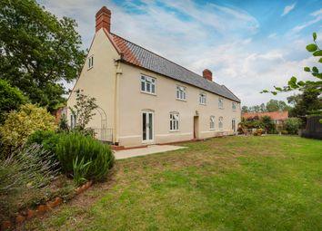 Thumbnail 16 bed farmhouse for sale in Flixton Marsh Lane, Blundeston, Lowestoft