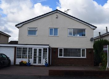 Thumbnail 5 bed detached house for sale in Ewloe, Deeside