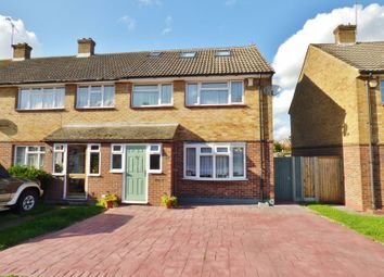 Thumbnail 4 bed terraced house for sale in West Harold, Swanley