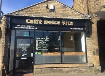 Thumbnail Restaurant/cafe for sale in 47 Lidget Street, Huddersfield