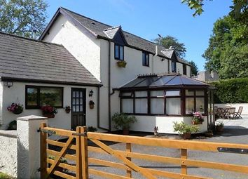 Thumbnail 4 bedroom detached house for sale in Trofarth, Abergele