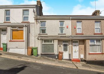 Thumbnail 2 bedroom terraced house for sale in Eliot Street, Weston Mill, Plymouth