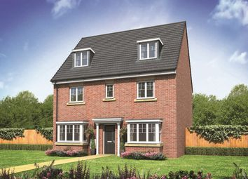 "Thumbnail 4 bed detached house for sale in ""The Regent"" at Ostrich Street, Stanway, Colchester"
