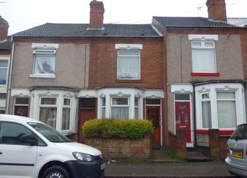 Thumbnail 3 bedroom terraced house for sale in Station Street East, Coventry, West Midlands