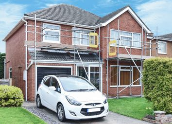 Thumbnail 4 bed detached house for sale in Northfields, Bourne