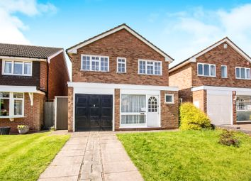 Thumbnail Detached house for sale in Park Hall Crescent, Castle Bromwich, Birmingham
