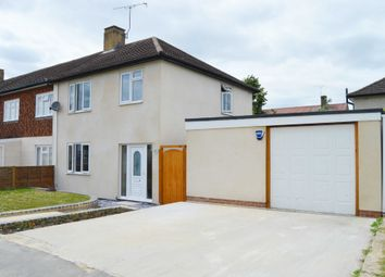 Thumbnail 3 bed end terrace house for sale in Newbury Close, Romford