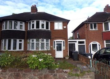 Thumbnail 3 bed property to rent in Saxondale Avenue, Birmingham