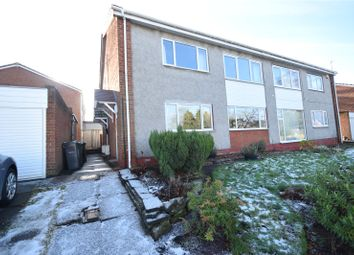 Thumbnail 2 bed flat for sale in Highlea Circle, Balerno, Midlothian