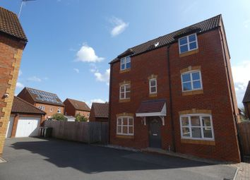 Thumbnail 5 bedroom detached house to rent in Evergreen Drive, Hampton Hargate, Peterborough