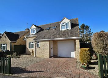 Thumbnail 4 bed detached house for sale in Churchill Way, Long Hanborough, Witney