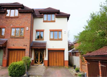 Thumbnail 4 bedroom end terrace house for sale in Bassett Crescent East, Southampton