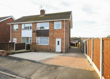 Thumbnail 3 bed semi-detached house for sale in Sunningdale Close, Walton, Chesterfield