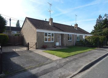 Thumbnail Semi-detached bungalow to rent in Andrew Close, Durrington, Wiltshire