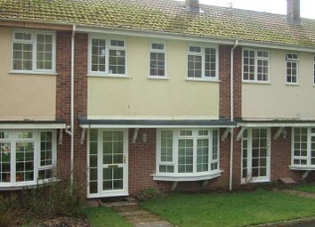 Thumbnail 3 bed terraced house to rent in Park Road, Bridport, Dorset