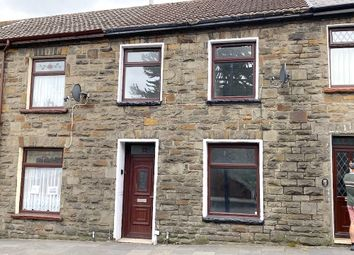 Thumbnail 3 bed terraced house to rent in High Street, Ferndale -, Ferndale