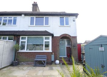 Thumbnail 4 bed semi-detached house to rent in Primrose Gardens, Merry Hill, Bushey, Hertfordshire