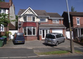 Thumbnail 4 bed detached house to rent in Devon Road, Smethwick, Smethwick