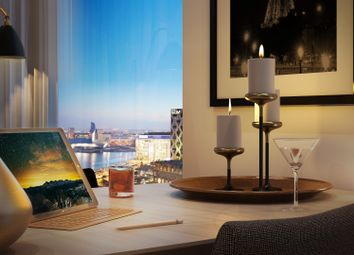 Thumbnail 2 bed flat for sale in X1 Media City Tower 4, Michigan Ave, Salford
