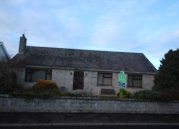 Thumbnail 3 bed bungalow to rent in Bracken The Drive, Edzell, Brechin