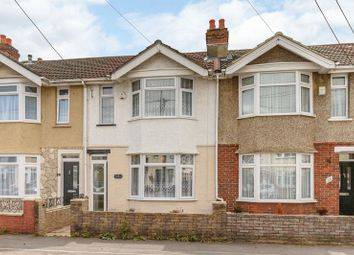 2 bed terraced house for sale in Downs Park Crescent, Totton, Southampton SO40